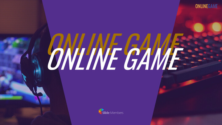 Online Game Easy Slides Design_01