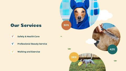 Premium Pet Care Service Marketing Presentation PPT_03