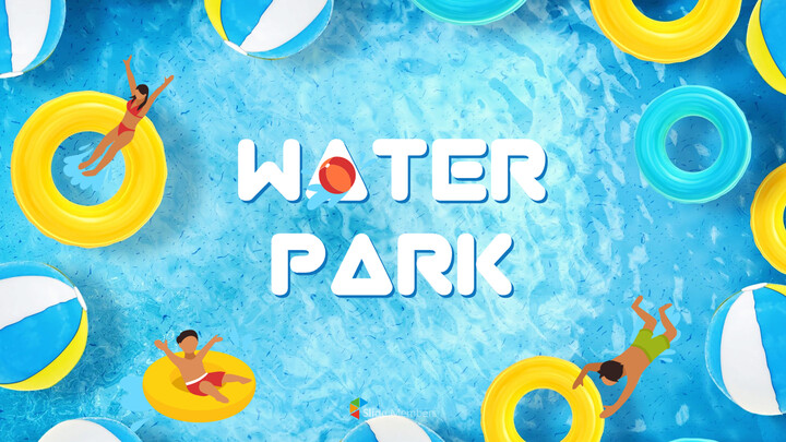 Water Park PowerPoint Presentation Examples_01