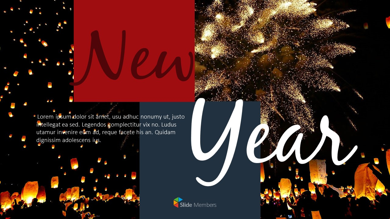 New Year Ppt Templates