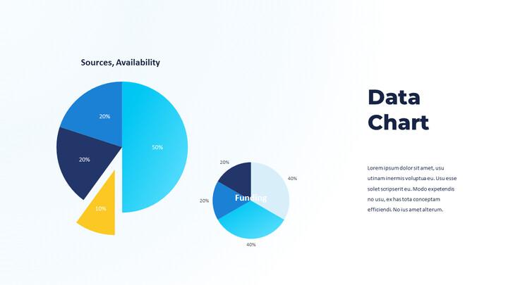 데이터 차트 파워포인트 레이아웃_01