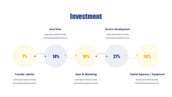 투자 전략 PPT 슬라이드 데크_01