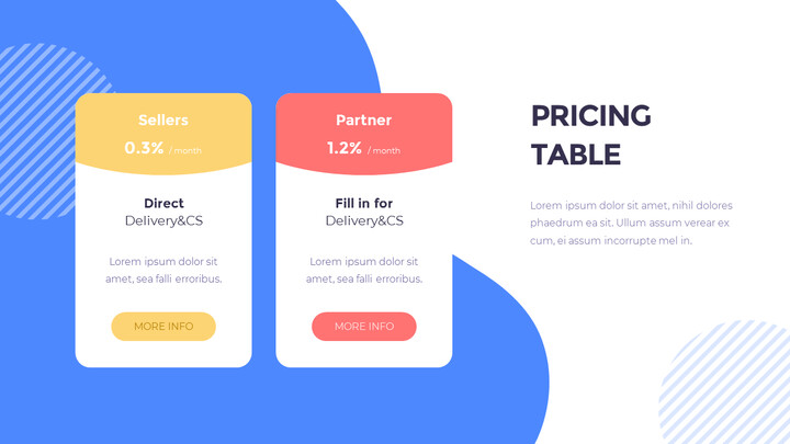 Pricing Table Slide Layout_01