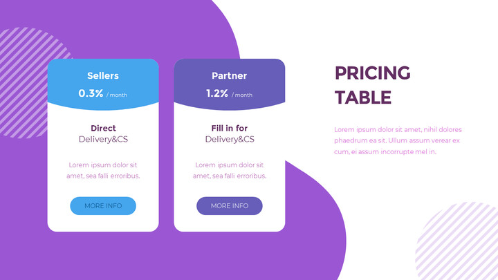 Pricing Table Slide Layout_02