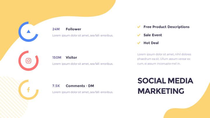 Social Media Marketing PPT Slide Deck_01