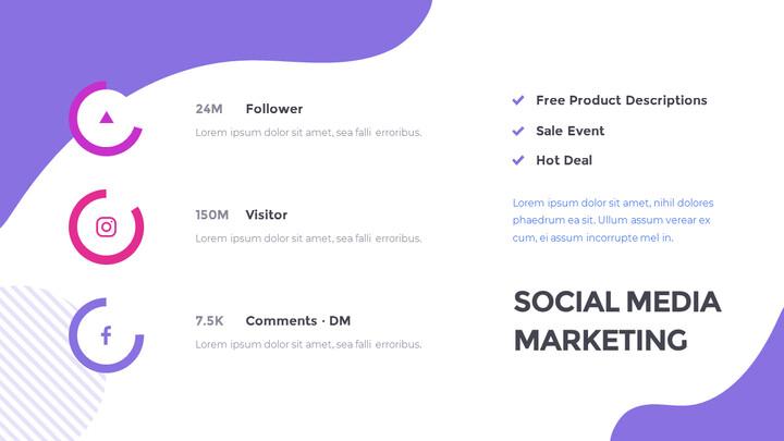 Social Media Marketing PPT Slide Deck_02