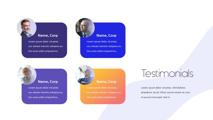 User Testimonials Template Design_01