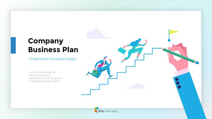 회사 사업 계획 보고서 표지_02