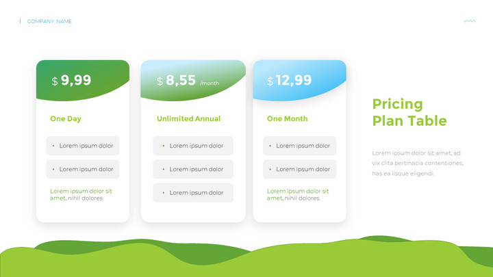 Pricing Plan Table Templates_02