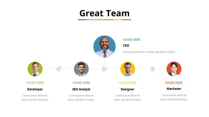 훌륭한 팀 PPT 슬라이드 덱_02