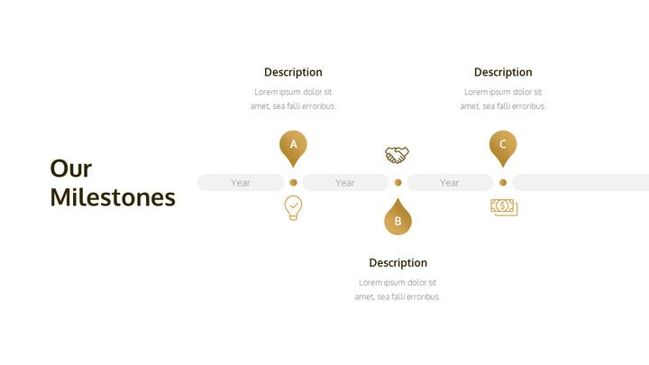 Our Milestones PPT Design_01