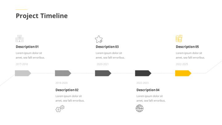 Project Timeline PPT Design_01