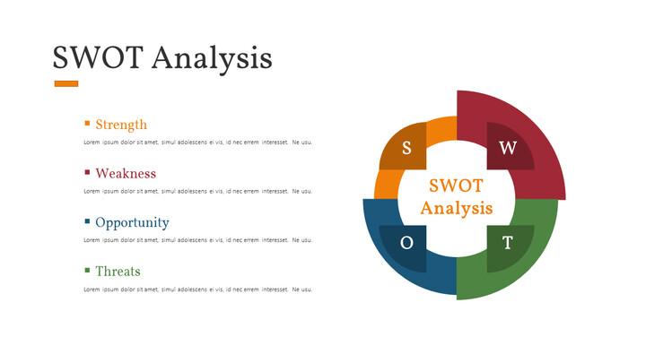 SWOT 분석 프리젠 테이션 데크_02
