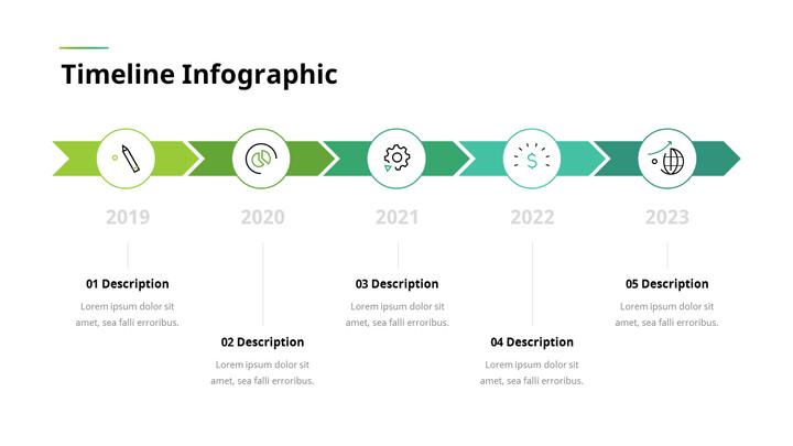 Timeline Infographic Simple Slide_02