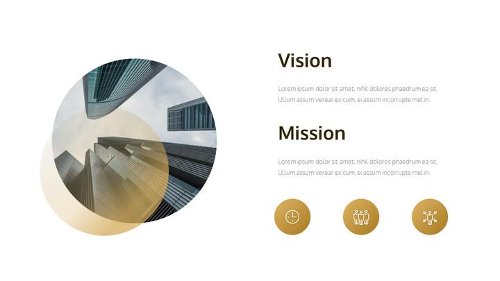 Vision & Mission Simple Slide_01