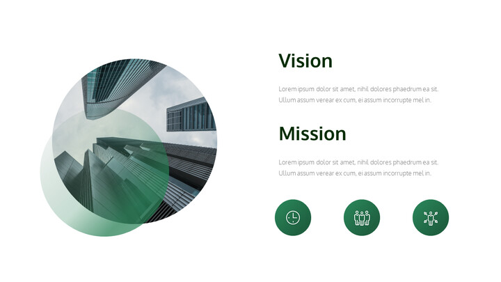 Vision & Mission Simple Slide_02