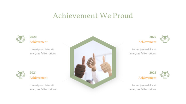 Achievement We Proud PowerPoint Layout_02