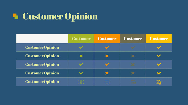 Customer Opinion Page Slide_02