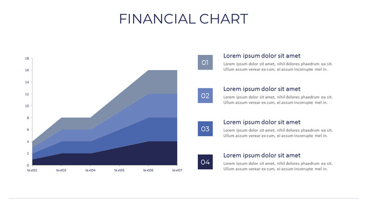 Financial Chart Page Template_01