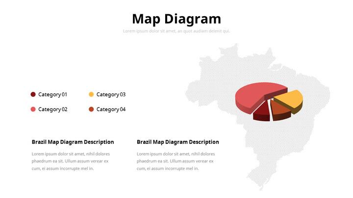 지도 다이어그램 PPT 레이아웃_02