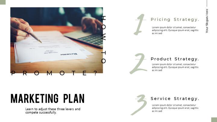 Marketing Plan PowerPoint Design_02