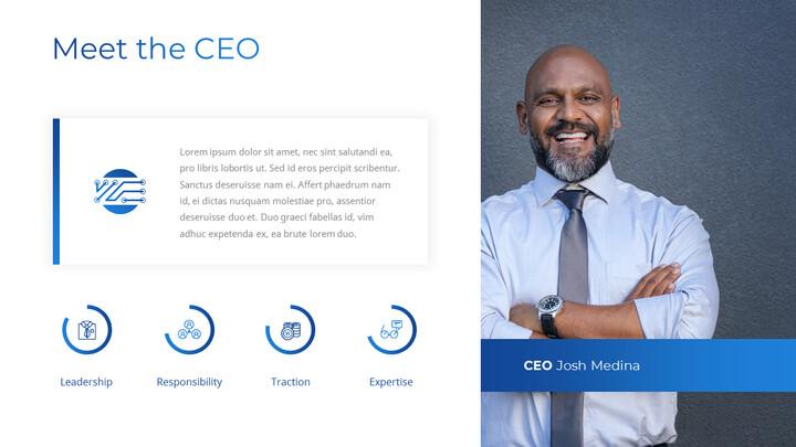Meet the CEO PowePoint Slide Deck_01