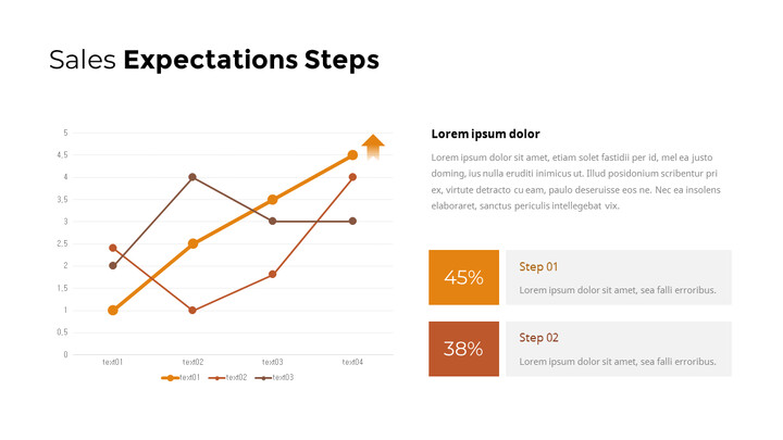Sales Expectations Steps Template Design_02