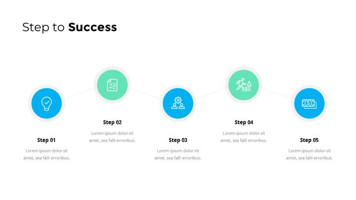 Step to Success Single Slide_01