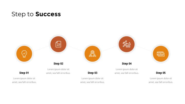 Step to Success Single Slide_02