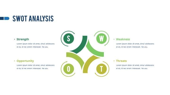 SWOT 분석 PPT 슬라이드_02