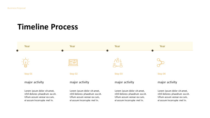 Timeline Process Page Template_01