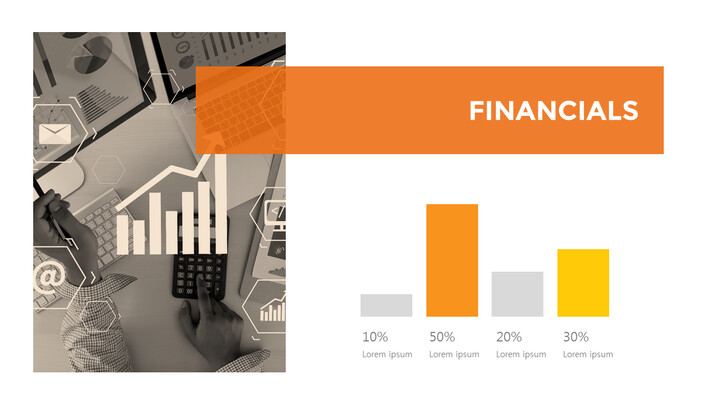 Financials Simple Deck_01