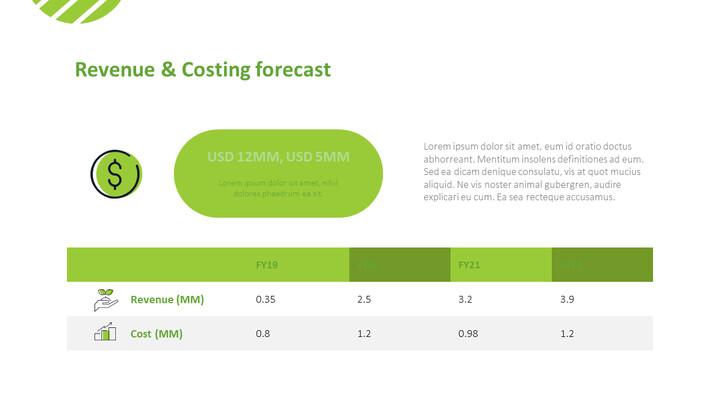 Revenue & Costing forecast Presentation Slides_02