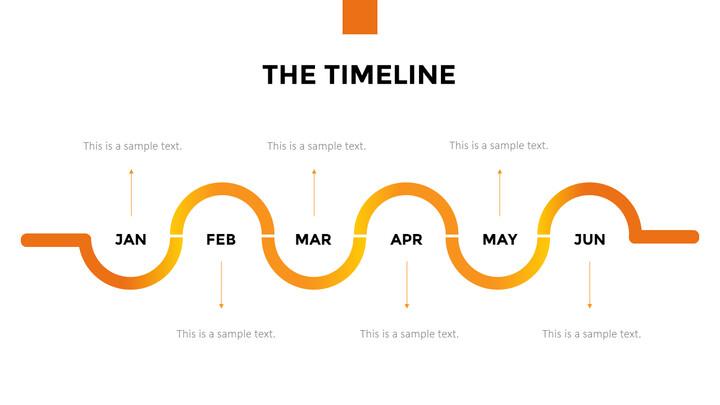 The Timeline PPT Slide Deck_01