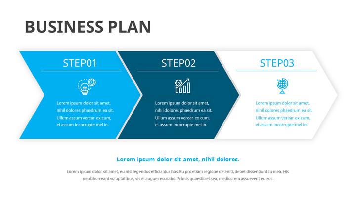 Business plan PPT Design_01