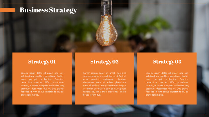 Business Strategy PPT Slide Deck_01