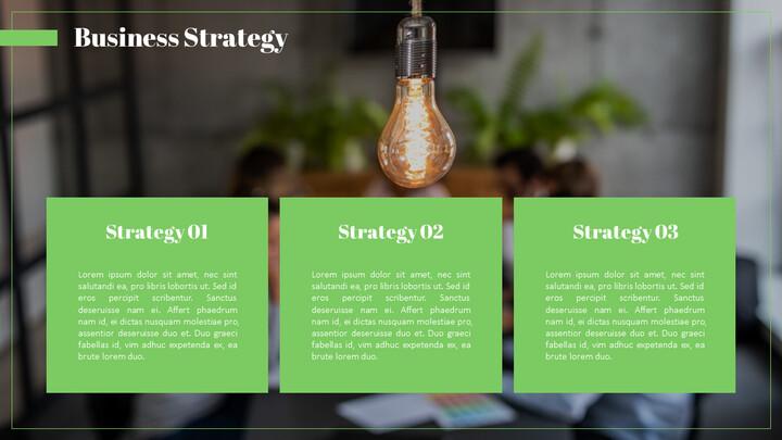 Business Strategy PPT Slide Deck_02