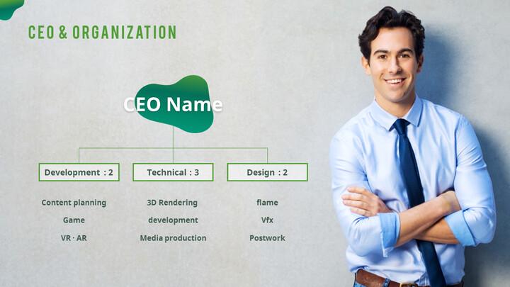 CEO & Organization PPT Slide_02