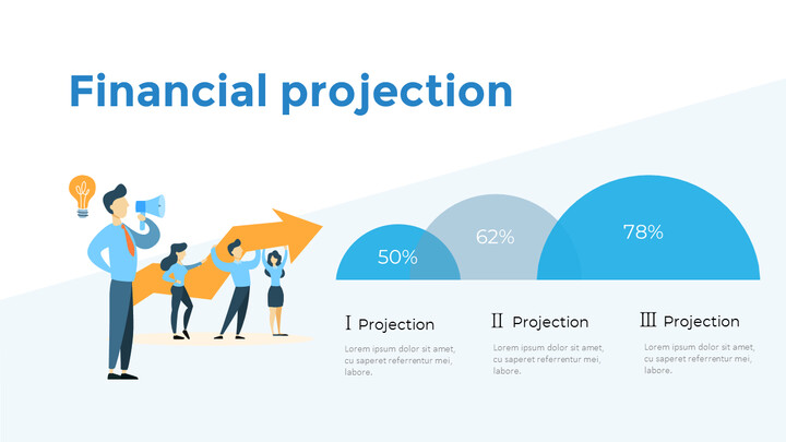 Financial projection PPT Deck Design_01