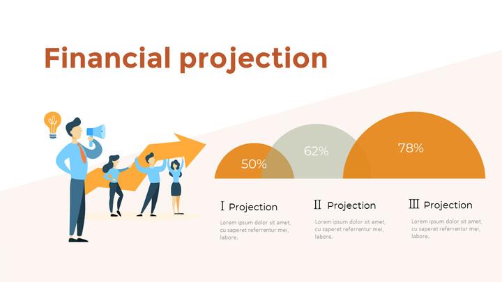 Financial projection PPT Deck Design_02