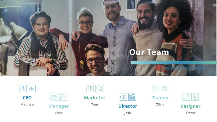 Our Team PowePoint Slide Deck_02