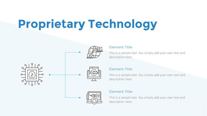 Proprietary Technology PPT Design_01