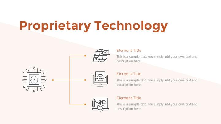 Proprietary Technology PPT Design_02