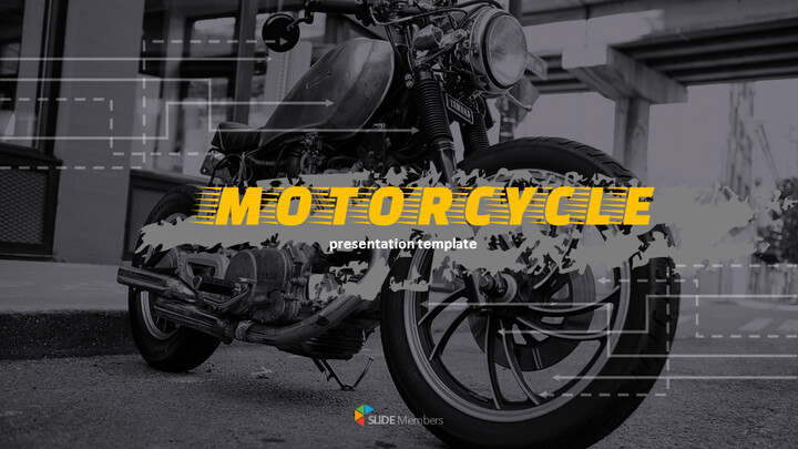 Motorcycle Google Slides Templates for Your Next Presentation_01