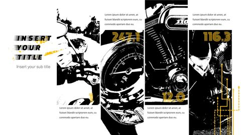 Motorcycle Google Slides Templates for Your Next Presentation_05