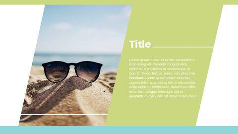 여름 프레젠테이션을 위한 구글슬라이드 템플릿_03