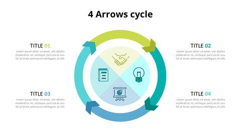 Arrow Circular Process Diagram_04