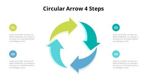 Arrow Circular Process Diagram_08
