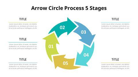 Arrow Circular Process Diagram_09
