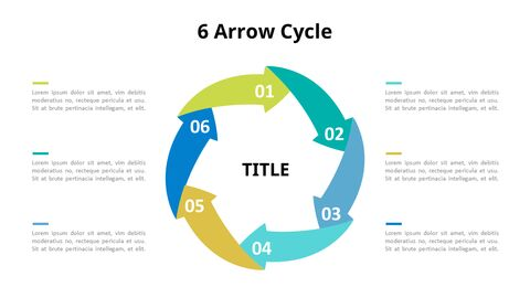 Arrow Circular Process Diagram_10
